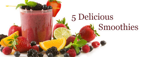 Not 5... But 3 smoothies!
